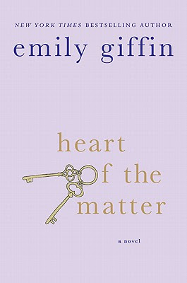 heart-of-the-matter-giffin-emily-9780312554170